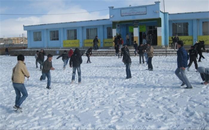 تعطیلات زمستانه مدارس