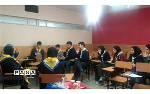 برگزاری انتخابات مجمع نمایندگان شورای دانشآموزی منطقه یک