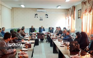 جلسه پیشگیری ازجرائم و تخلفات انتخاباتی
