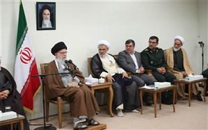 رهبر معظم انقلاب: جریانی بهدنبال فراموش شدن جهاد و شهادت است، باید درمقابل آن ایستاد