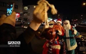 جشن کریسمس در میان مسیحیان ایران