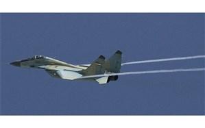 آغاز عملیات جستجوی خلبان و هواپیمای میگ 29 ارتش