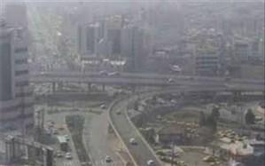 اطلاعیه هواشناسی درباره آلودگی هوا در تهران و سه شهر دیگر