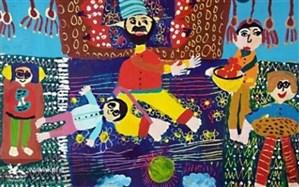 کسب ۹ دیپلم افتخار  توسط کودکان اردبیلی درمسابقه بینالمللی دوسالانه نقاشی ازبکستان