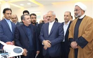 کلینیک دندان پزشکی فرهنگیان تبریز با حضور وزیر آموزش و پرورش به بهره برداری رسید