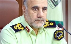 رئیس پلیس پایتخت: تهران در امنیت کامل است