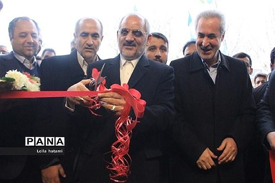افتتاح دبیرستان ماندگار آیت اله طالقانی تبریز