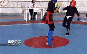 برگزاری مسابقات قهرمانی کیک بوکسینگ بانوان خوزستان در اهواز