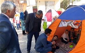 اردوی درون مدرسه ای در دبستان صدیقه کبری (س) برگزارشد