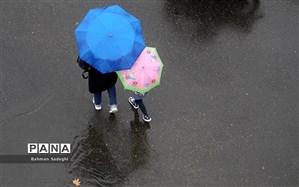 تداوم رگبار باران در برخی مناطق کشور
