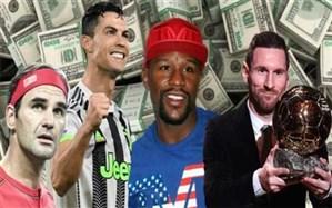 ثروتمندترین ورزشکاران جهان در یک دهه اخیر+اینفوگرافیک
