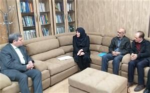 سیدجواد حسینی خواستار احیای کانون بازنشستگان آموزش و پرورش استثنایی شد