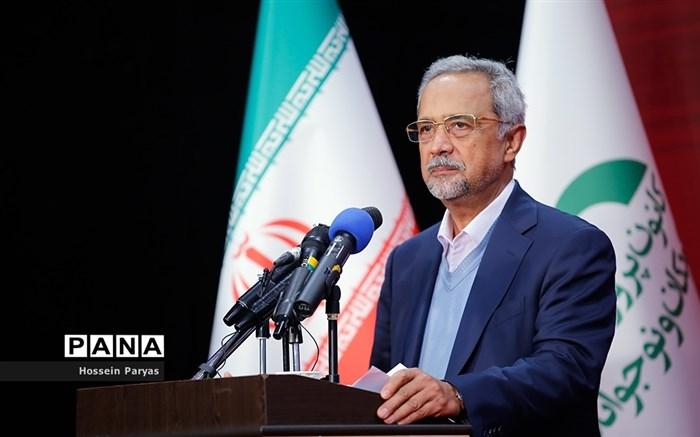 مراسم افتتاحیه پنجمین جشنواره ملی اسباببازی