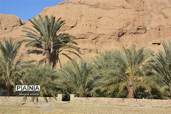 مکانهای گردشگری روستای ازمیغان در شهرستان طبس