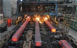 تولید فولاد کاوه جنوب کیش از ظرفیت اسمی بیشتر شد