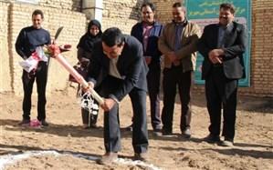 ساخت یک مرکز خیریه در مهریز آغاز شد
