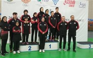 نایب قهرمانی دختر تنیس باز بوشهری  در مسابقات آسیایی ازبکستان