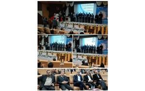 بیستمین جشنواره پژوهش و فناوری در کرمانشاه برگزار شد