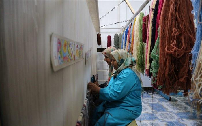 زنان سرپرست خانوار - اشتغال زنان