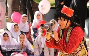 نمایش محیطی «مار و پله» در پنجمین جشنواره ملی اسباببازی