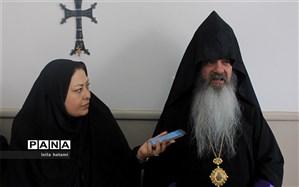 اسقف چیفتچیان: زیبا زندگی کردن به صورت مسالمت آمیز در کنار هم، بزرگترین پیروزی ما است
