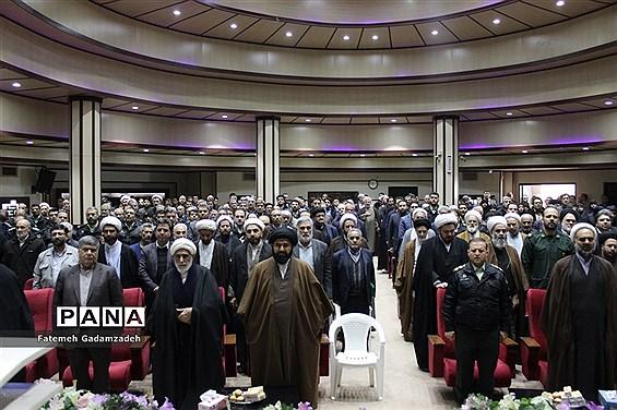 مراسم گرامیداشت حماسه نهم دی درشهرستان اسلامشهر