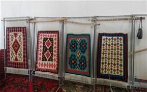 تاکنون  چهار دوره گلیم بافی در بهاباد برگزار شده است