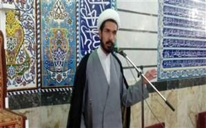 دیدار رئیس اداره آموزش و پرورش منطقه نیر با امام جمعه نیر و سخوید