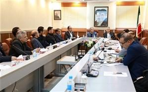 برگزاری اولین جلسه طرح ایران مهارت در قالب کمیته ساختار وفناوری مدیریت