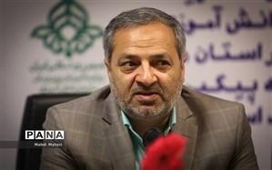 علیرضا کاظمی: تشکلهای دانشآموزی از مهمترین بازوان اجرایی فعالیتهای تربیتی در کف مدارس هستند