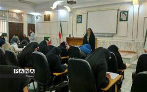 ترویج فرهنگ نماز در مدارس منطقه۱۵