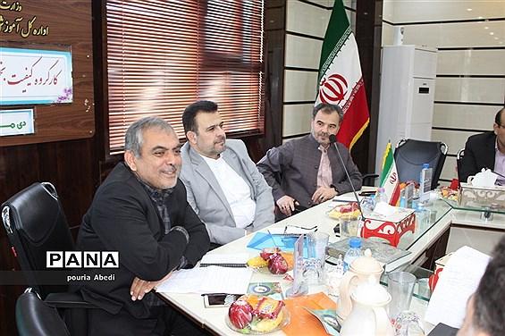 کار گروه کیفیت بخشی به فعالیت های قرآنی در بوشهر