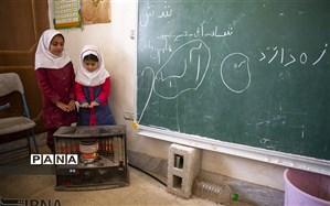 167 کلاس درس در بروجرد از بخاری نفتی استفاده می کنند