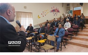 کارگاه مسابقات فرهنگی و هنری ویژه  معاونین پرورشی مدارس ابتدایی کاشمر برگزار شد