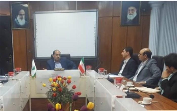 نشست مشترک رئیس و مسئولان مرکز امور بینالملل با مدیران پژوهشکده مطالعات راهبردی