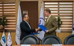تفاهمنامه بلندمدت جهاد دانشگاهی و آب منطقهای یزد