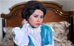 واکنش مهراوه شریفینیا به ممیزی رنگ لباسش در سریال «دل»