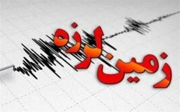 زلزله در تایباد