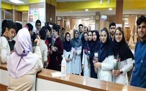 تجلیل ازپرستاران  به مناسبت میلاد فرخنده و با سعادت حضرت زینب  کبری (س ) در بوشهر