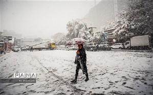 تداوم بارش برف و باران در نقاط مختلف کشور