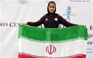 درخشش دانش آموز همدانی در مسابقات پینگپنگ قهرمانی آسیای میانه