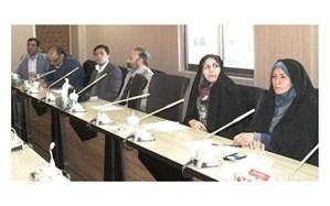 برگزاری  جلسه شورای تحقیقات اداره کل آموزش و پرورش استان