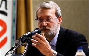 لاریجانی : کمیته امداد از ابتدای انقلاب جزو نهادهای مردمی بود