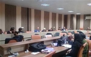 شهرستان امیدیه میزبان اولین همایش رشته حسابداری با شرکت اعضای دبیرخانه کشوری