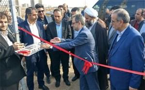 با حضور استاندارتهران هفت طرح صنعتی و رفاهی  درشهرستان قرچک  افتتاح شد