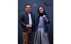 حسین رفیعی و السا فیروز آذر با«محرمانه»  به تماشاخانه سپند می آیند