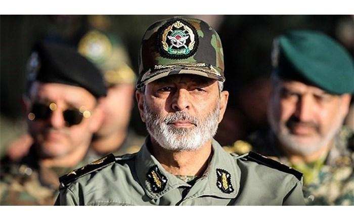 موسوی فرمانده  ارتش