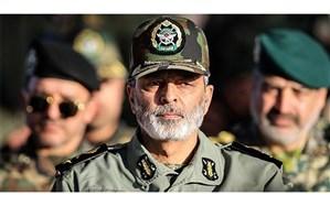فرمانده کل ارتش: حمله تروریستی آمریکا بدون پاسخ نخواهد ماند
