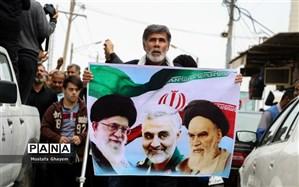 تشییع پیکر سردار شهید سلیمانی در بغداد؛ فردا