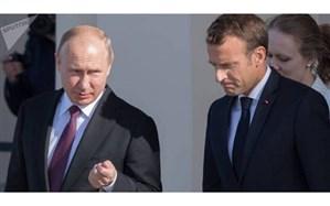 ابراز نگرانی پوتین درپی شهادت سردار سلیمانی